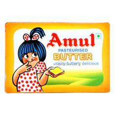 Amul Butter  Pasteurised, 100 g Carton