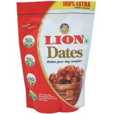 Lion Dates, 500 g Pouch