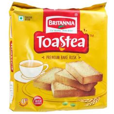 Britannia Toastea Premium Bake Rusk, 236 g