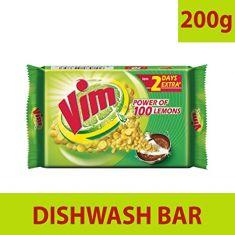 Vim Lemon Dishwash Bar 200 g
