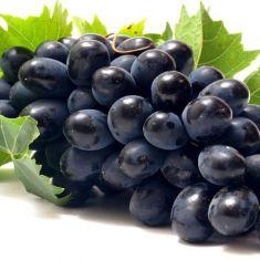 fresh black grape 500g