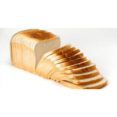 White Big Bread Slices pack 1