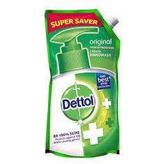 Dettol Original Liquid Hand Wash Refill Pouch  (750 ml)