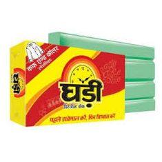 Ghadi detargent soap 190 g