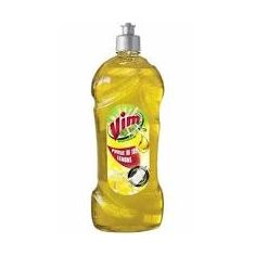 VIM Liquid Dishwasher Cleaning Gel (Lemon, 750 Ml)