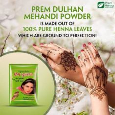 Prem Dulhan Mehandi Powder 500g