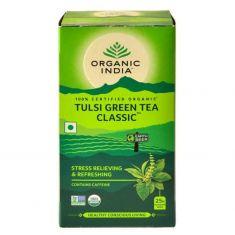 Tulsi Green Tea Classic 25 Tea Bags