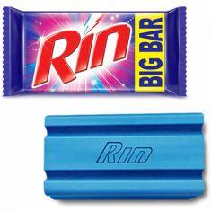 Rin Detergent Bar 4 X 250gm